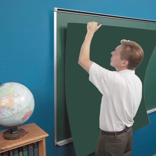 self adhesive chalkboard